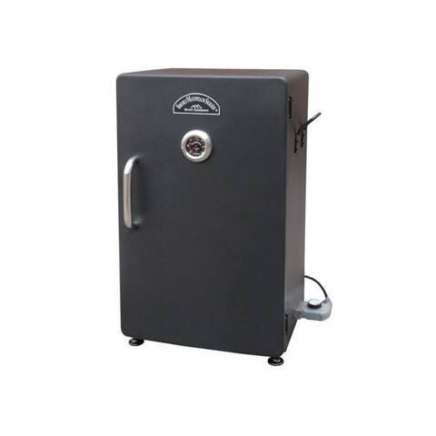 Landmann 32948 sm 26 electric smoker black