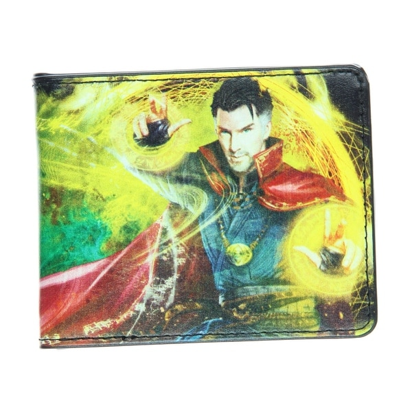 Marvel Comics Doctor Strange Movie Bifold Wallet