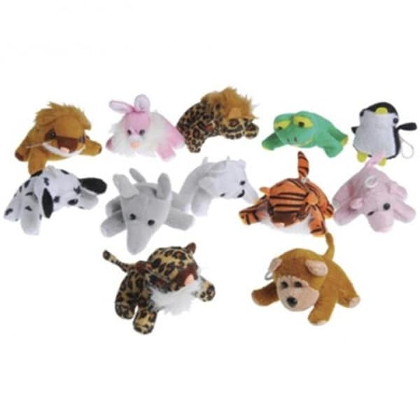 Shop Small Sitting Stuffed Animal Assortment 12 Per Pack Pack Of