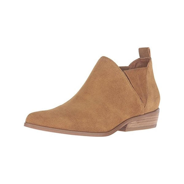 Kendall + Kylie Womens Violet Booties Solid Ankle