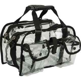 Link to Casemetic Clear Set Bag Storage 3 External Pockets & Shoulder Strap Similar Items in Travel Accessories
