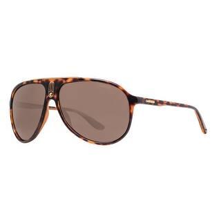 6ef2b0440b Carrera 6015 S DWJ SP Havana Brown Bronze Polarized Men s Aviator Sunglasses  - Havana Brown