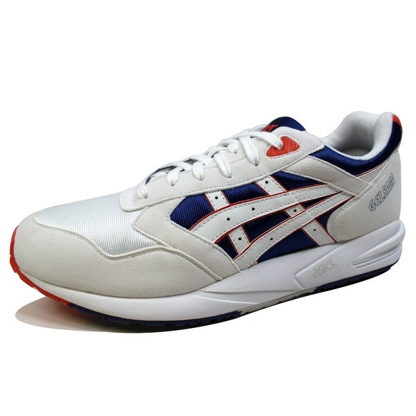 Asics Men's Gel Saga White/Royal Blue H137Y 0143 Size 11