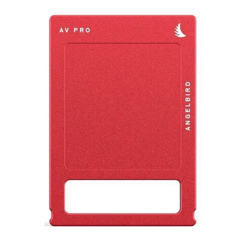 "Angelbird 500GB AV PRO MK3 2.5"" SATA 6Gb/s Internal Solid State Drive - Black/Red"