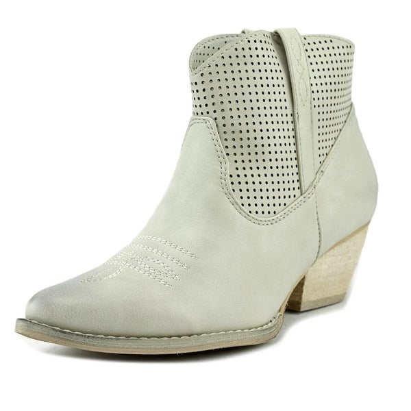 Very Volatile Mishka Women Pointed Toe Synthetic Western Boot
