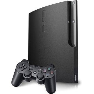 Sony PlayStation 3 Slim 160GB Console Package (Refurbished)