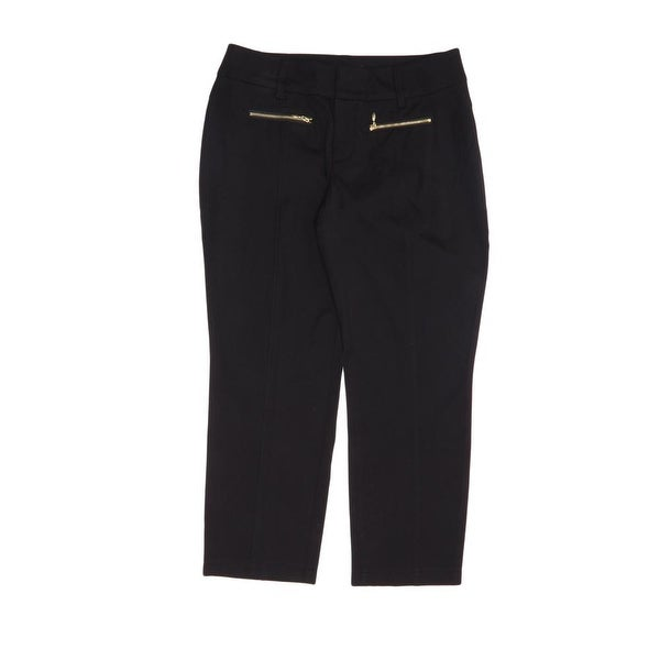 INC International Concepts Cropped Flared Pants Women Regular Cropped Pants