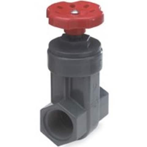 """Nds GVG-1500-T Fips Pvc Gate Valve, 1-1/2"""""""