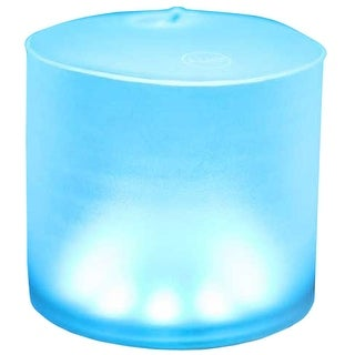 MPowerd Luci Essence Frosted Finish Portable Waterproof Inflatable Solar Light