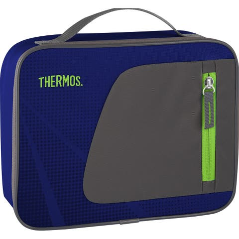 Thermos radiance standard lunch kit blue