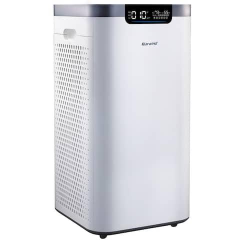 Klarwind Dual Circulation Air Purifier - Blue 500