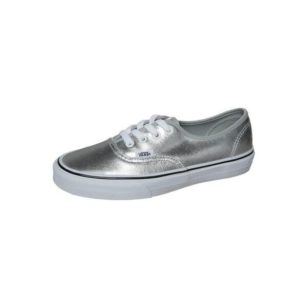 ccc842b770 Shop Vans Womens authentic Low Top Lace Up Fashion Sneakers - 8 ...