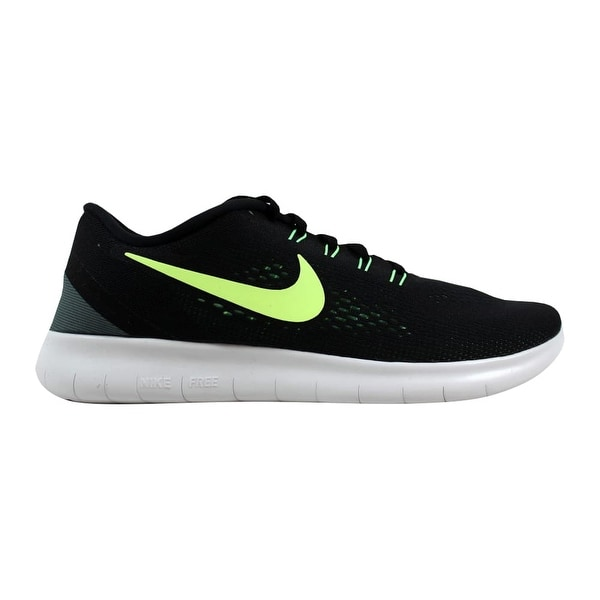 check out 9fe52 76035 Nike Free Run Black Ghost Green-Hasta 831508-006 ...