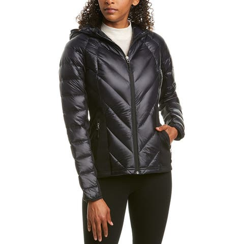 Spyder Usst Syrround Hoody Hybrid Down Jacket