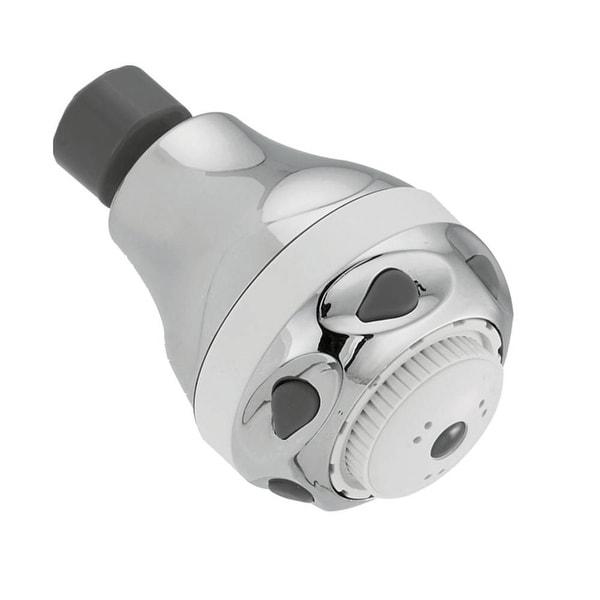 Delta 76551C/356 Three Spray Functions Shower Head, Chrome, 2 gpm