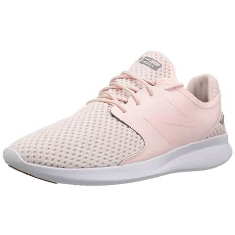 official photos 3c1e5 29947 New Balance Womens Coast v3 Low Top Lace Up Running Sneaker