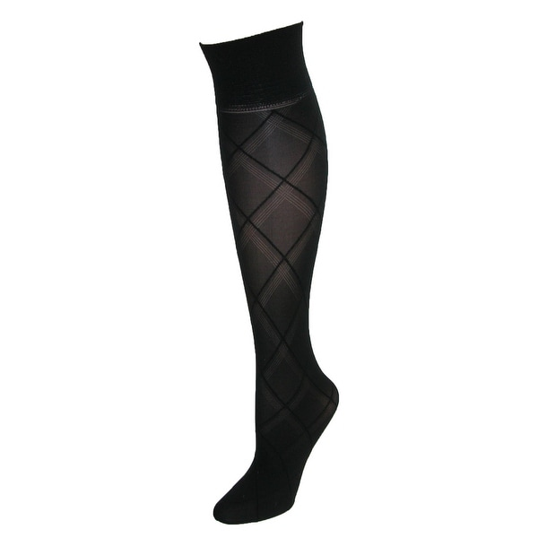 ba2242cb7 Shop Gold Toe Patterned Knee High Trouser Socks (3 Pair Pack) - Free  Shipping On Orders Over  45 - Overstock.com - 14277943