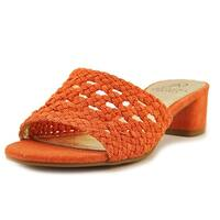 Adrianna Papell Talulah Women  Open Toe Canvas  Slides Sandal