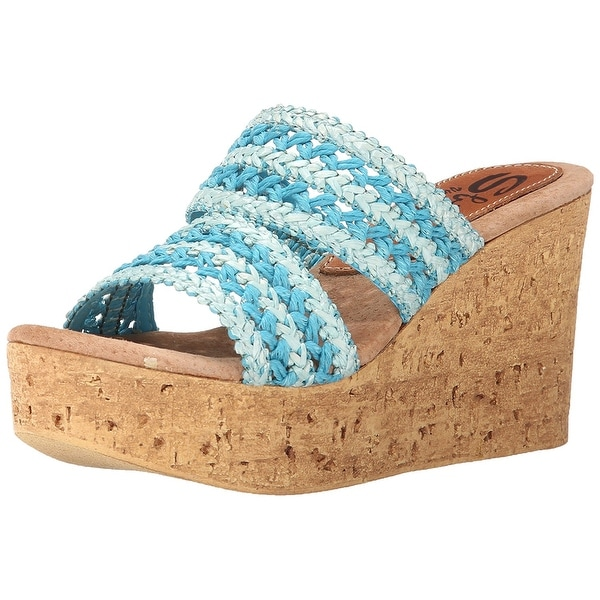095dac45815c Shop Sbicca Women s Viejo Wedge Sandal
