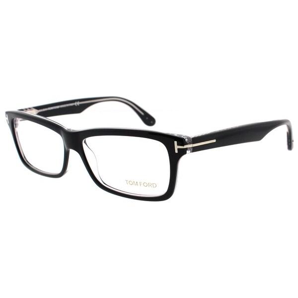 Tom Ford TF5146 003 56mm Black/Crystal Eyeglasses - 56mm-13mm-145mm