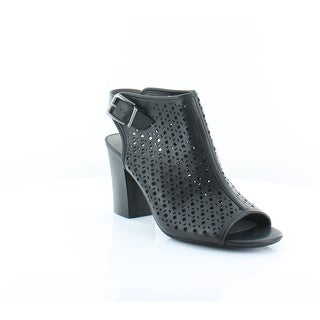 White Mountain Serina Women's Heels Black - 10