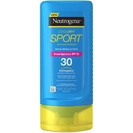 Neutrogena CoolDry Sport Sunscreen Lotion, SPF 30 5 oz