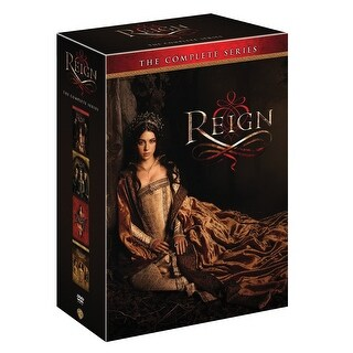 Reign: The Complete Series - 4 DVD Set