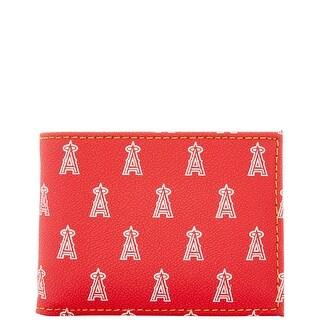 Dooney & Bourke MLB Angels Credit Card Billfold (Introduced by Dooney & Bourke at $68 in Jun 2015)