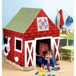 Barn Playhouse-One Size Only