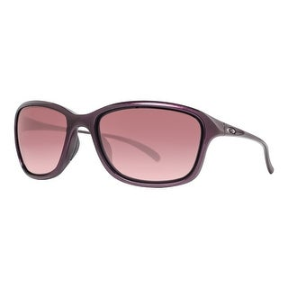 Oakley She's Unstoppable OO9297-03 Raspberry Spritzer G40 Black Grad Sunglasses - raspberry spritzer purple - 59mm-17mm-134mm