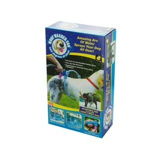 Woof Washer 360 Degree Adjustable Dog Cleaner - Pack of 4
