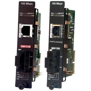 IMC 850-15618 IMC iMcV-LIM 850-15618 Fast Ethernet Media Converter - 1 x Network (RJ-45) - 1 x SC Ports - 10/100Base-TX,