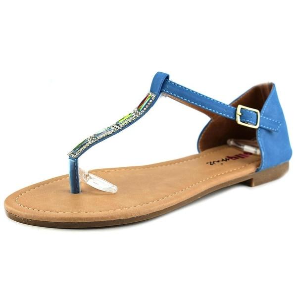 Dollymix Ella-60 Women Open Toe Synthetic Thong Sandal