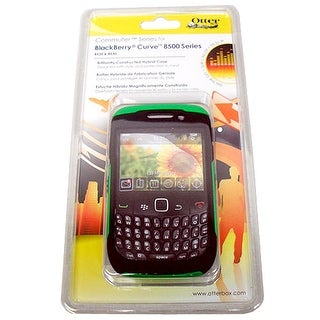OtterBox Commuter Case for BlackBerry Curve 8520/8530 (Green/Black)