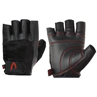 Valeo Ocelot Lifting Gloves - Black