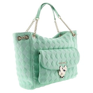 Moschino JC4270 0852 Mint Shoulder Bag