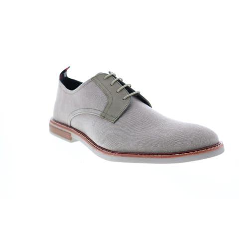 Ben Sherman Brent Plain Toe Alloy Mens Plain Toe Oxfords & Lace Ups