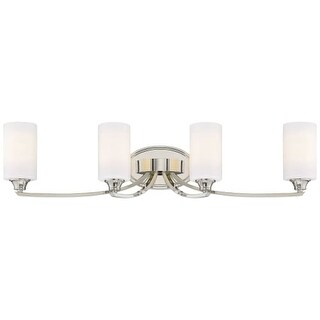 Minka Lavery 3984-613 4 Light Vanity Light from the Tilbury Collection