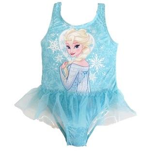 Disney Toddler Girls One Piece Swimsuit