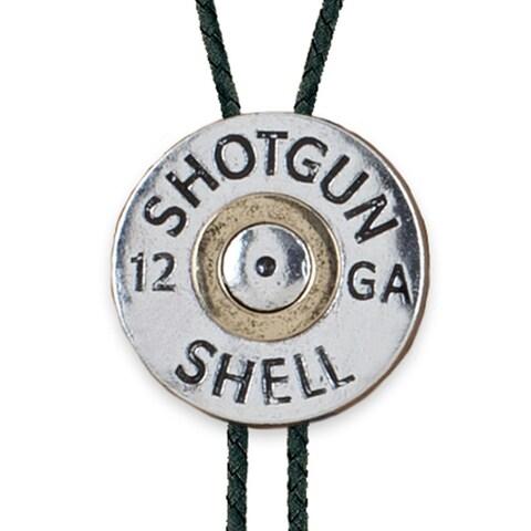 12 GA Shell Bolo Tie - One size
