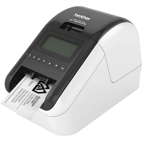 Brother QL-820NWB Professional Ultra Flexible Label Printer