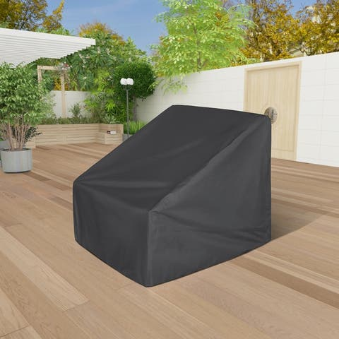 Bexley Heavy Duty Outdoor Water Patio Chair Cover