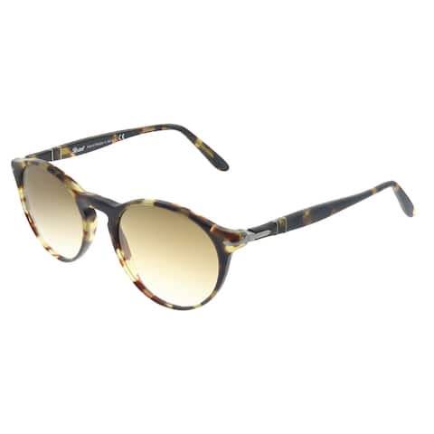 Persol PO 3092SM 900551 50mm Unisex Tabacco Virginia Frame Brown Gradient Lens Sunglasses