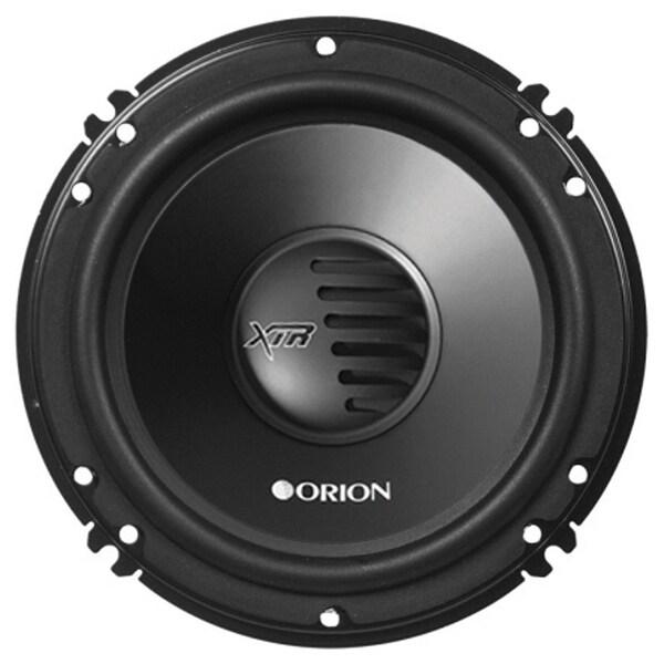 "Orion XTR65.SC 6-1/2"" XTR Series 2-Way 450W Component System"