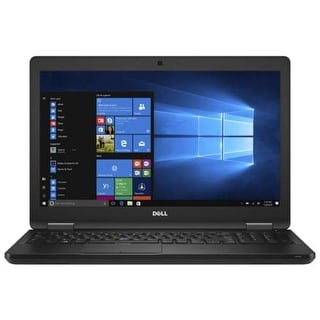 "Dell Latitude 5580 15.6"" LCD Notebook VGY82 Notebook"