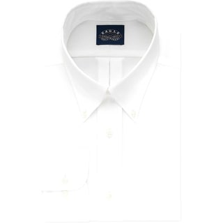 Link to Eagle Mens Big & Tall Dress Shirt Collared Work Wear - White - 19 37/38 Similar Items in Big & Tall