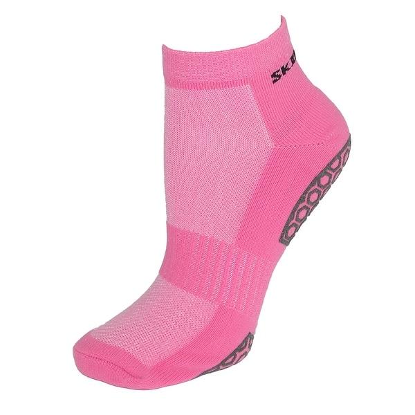 Skidders Women's Slipper Socks with Gripper Soles