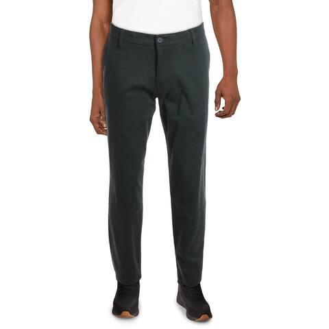 Dockers Mens Signature Dress Pants Flex Comfort Stretch - Grey