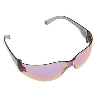 Forney 55338 Safety Glasses, Starlite, Blue Mirror