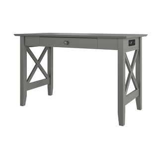 Link to Lexi Desk with Drawer and Charger Similar Items in Student Desks